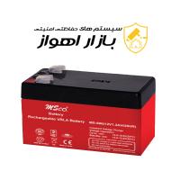 باتری 7.2 آمپر MSco